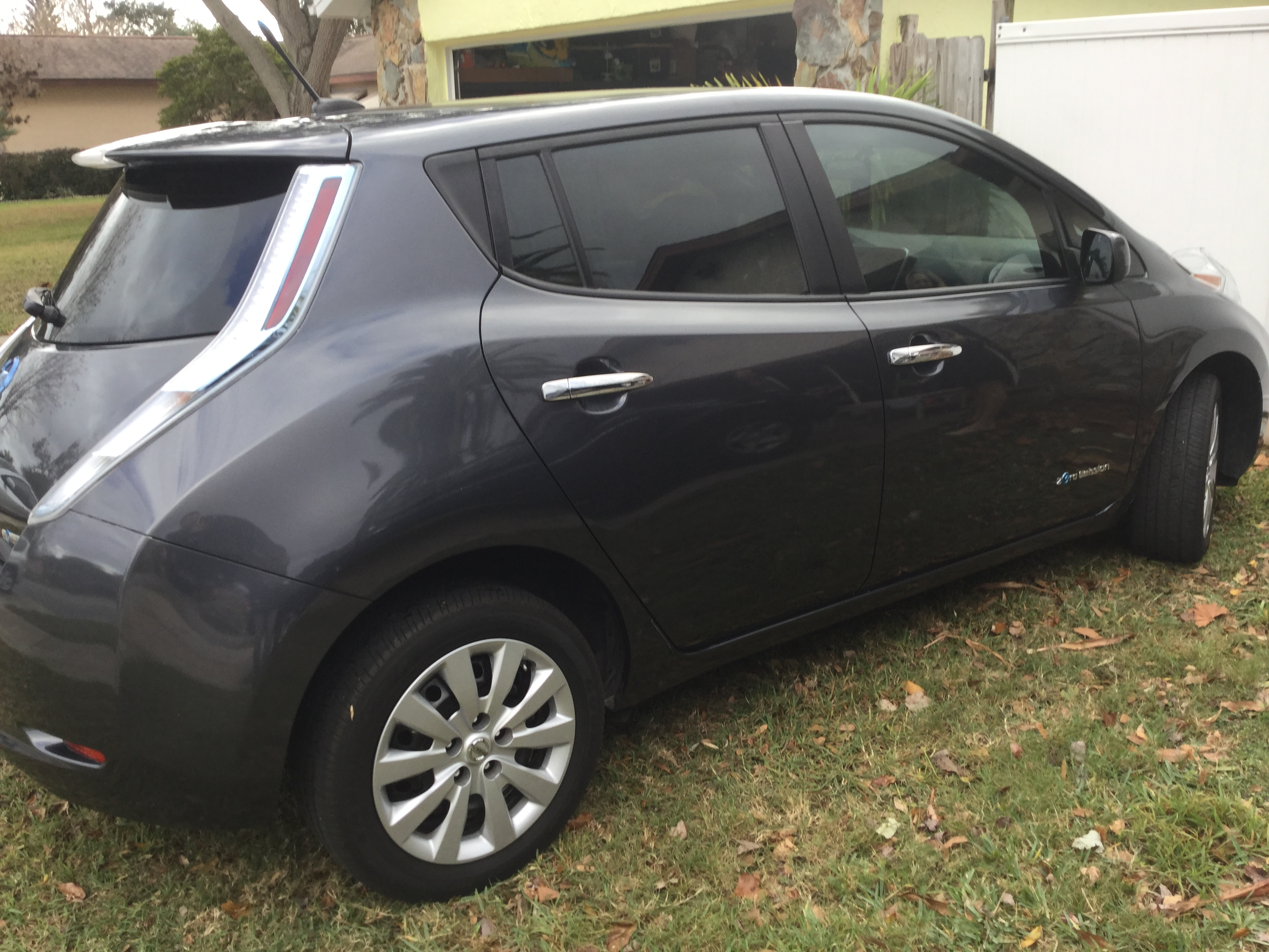 Window tinting, like electric cars, can save energy, which means saving money!